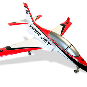 Rc Viper Jet 140 Red Kit - Rc Airplane - Harlock-rc com